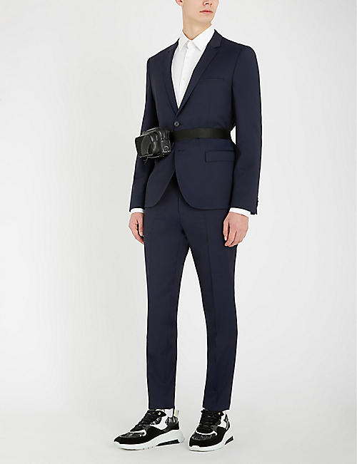 HUGO Slim-fit wool blazer