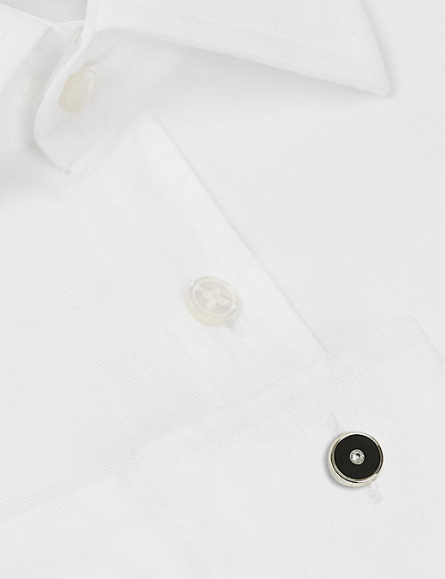 BOSS Maxim cufflinks and dress studs set