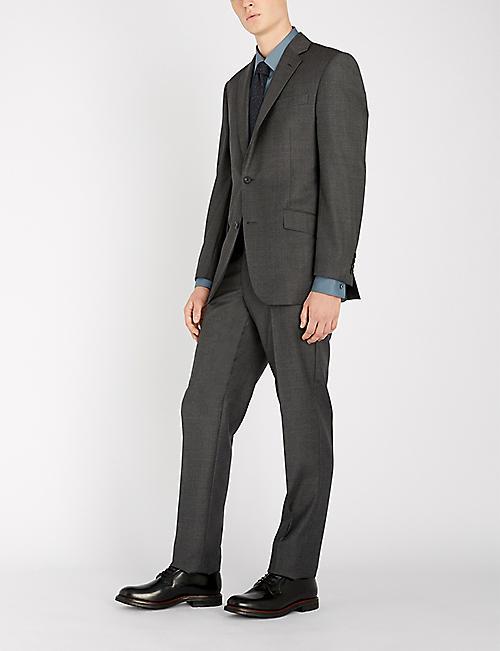 0ef1a441 BOSS - Shirts - Clothing - Mens - Selfridges | Shop Online