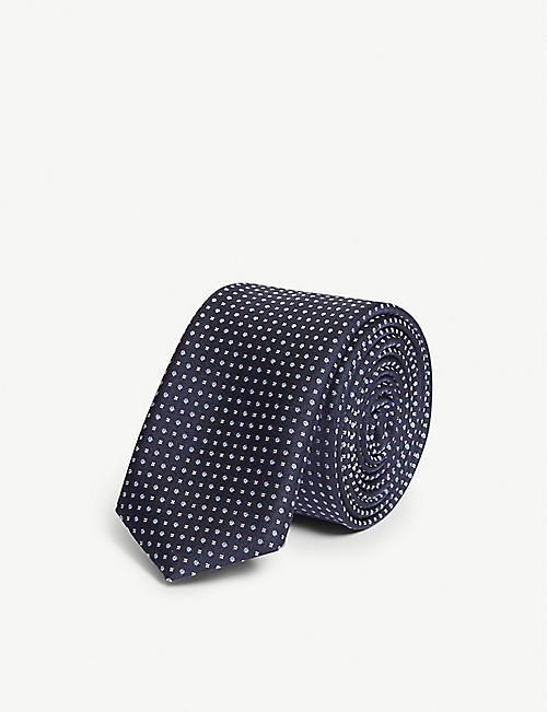 052f77b9c2 BOSS - Ties - Accessories - Mens - Selfridges | Shop Online