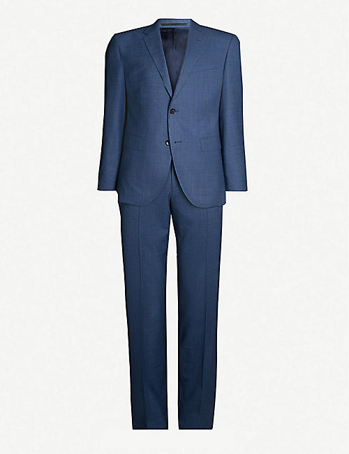 2a59b9eea BOSS - Suits & tailoring - Clothing - Mens - Selfridges | Shop Online