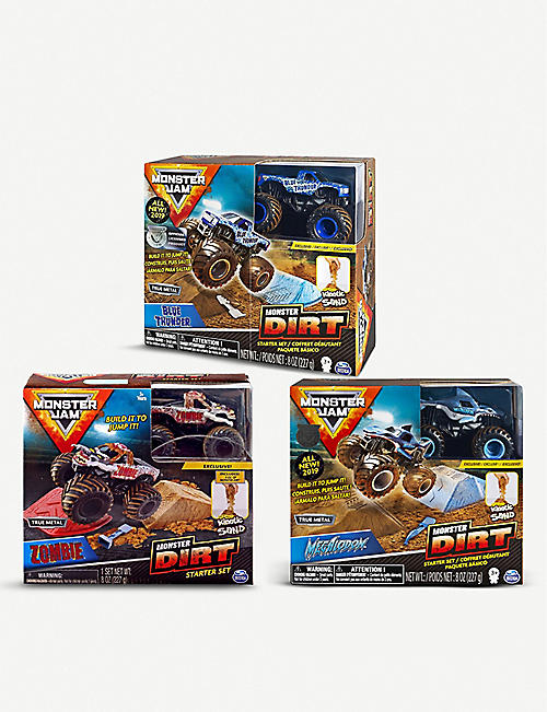 MONSTER JAM: Monster Dirt Starter assorted set