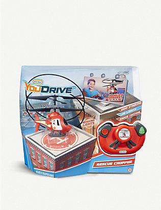 LITTLE TIKES: YouDrive Rescue Chopper