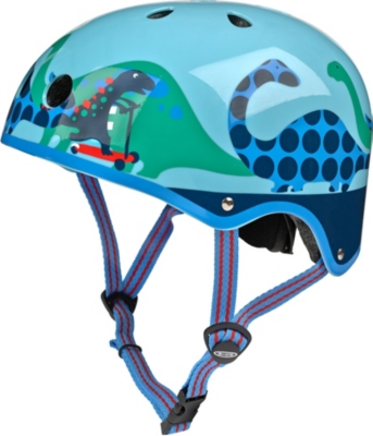 MICRO SCOOTER Small scootersaurus helmet