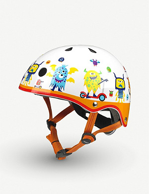 MICRO SCOOTER Micro Deluxe Monsters medium helmet