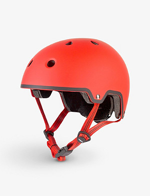 MICRO SCOOTER Micro Deluxe Red small helmet