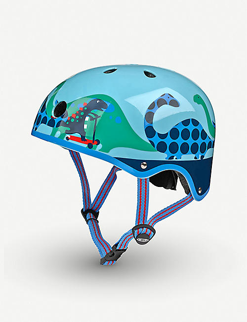 MICRO SCOOTER 3D Scootersaurus safety helmet 53-58cm