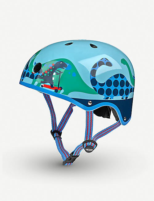 MICRO SCOOTER 3D Scootersaurus safety helmet 48-52cm