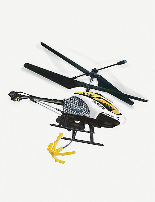 HOTWHEELS Bladez Winch Transporter remote-controlled helicopter
