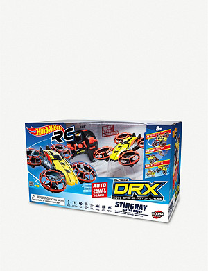 HOTWHEELS Drone Racerz Stingray Racing Drone
