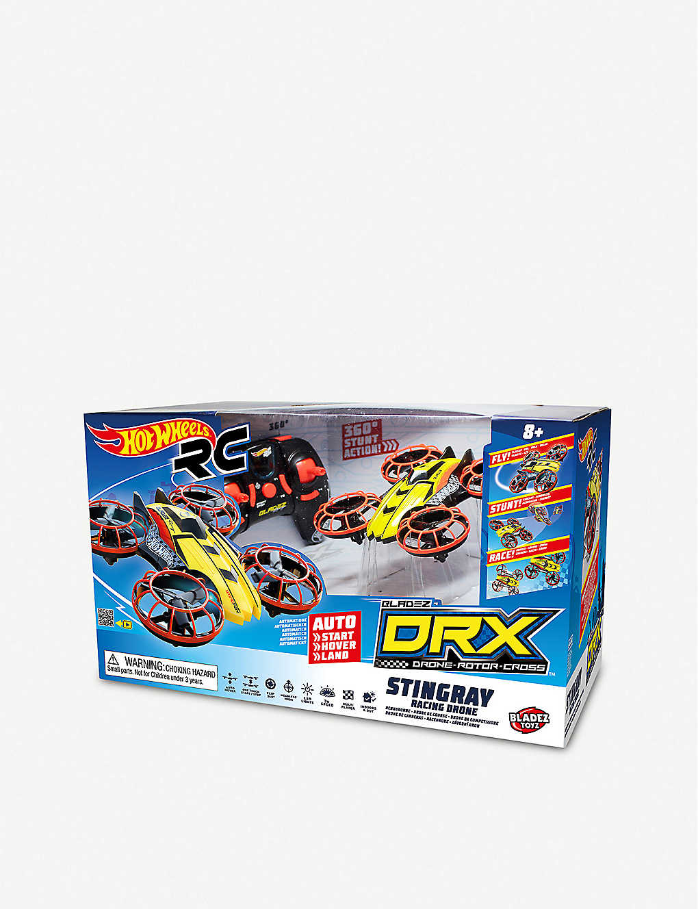 HOTWHEELS: Drone Racerz Stingray Racing Drone