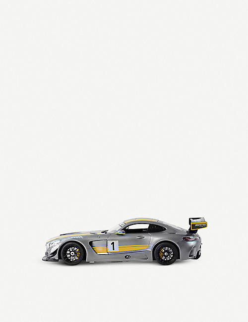 RASTAR: Mercedes AMG GT3 radio-controlled car