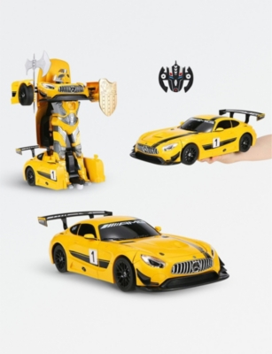 RASTAR Mercedes Benz GT3 radio-controlled car and robot
