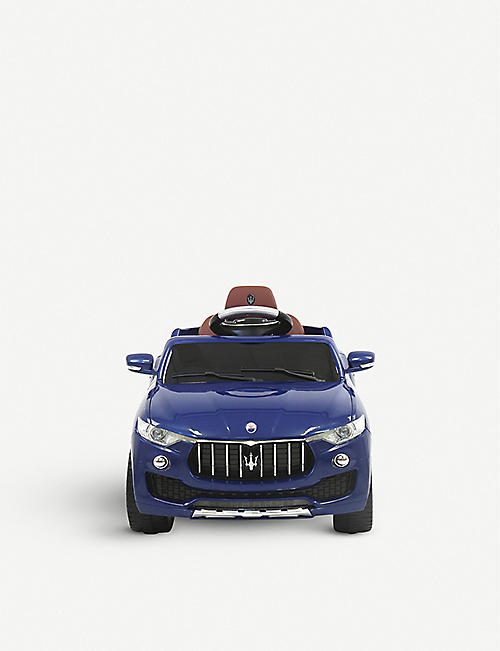SMARTWAY Maserati Levante 6v Ride on Car