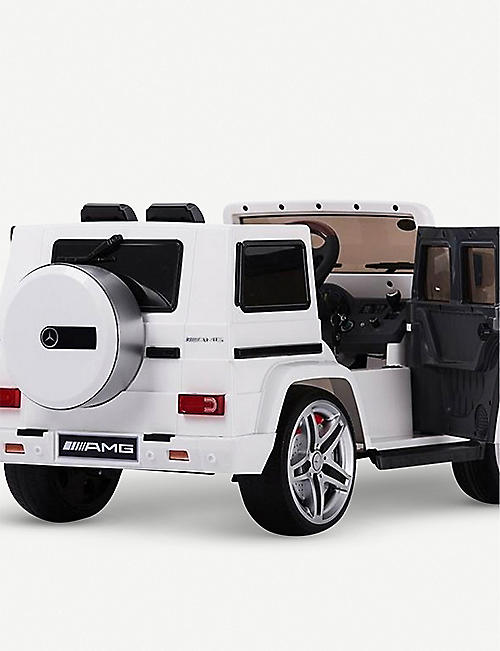 SMARTWAY Mercedes AMG G55 ride-on electric car