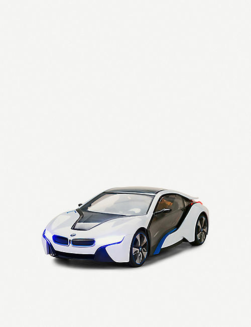 RASTAR BMW I8 remote control car and helicopter