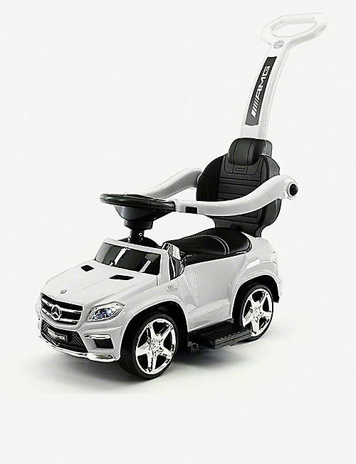 SMARTWAY Mercedes GL63 Foot to Floor ride-on car