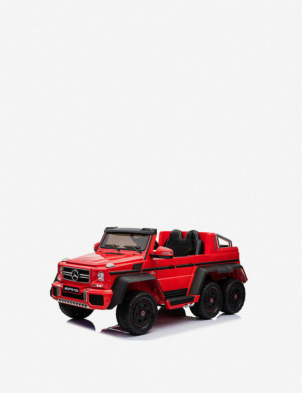 SMARTWAY: Mercedes-Benz G63 6x6 ride-on car