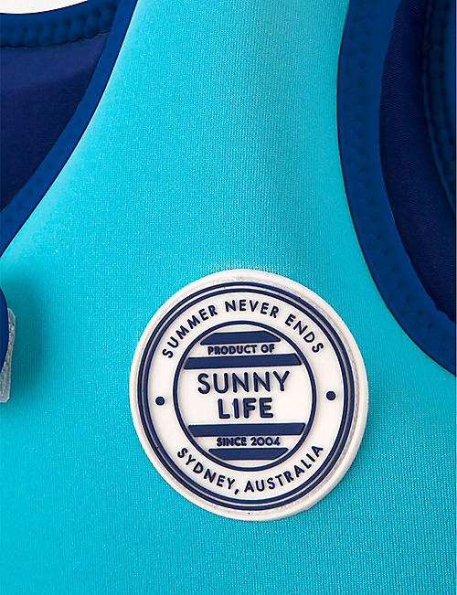 SUNNYLIFE Sharky float vest 4-6 years
