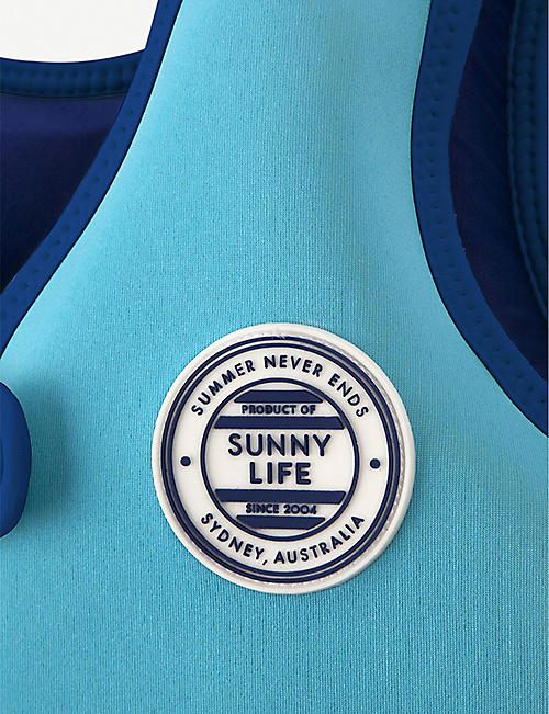 SUNNYLIFE Sharky float vest 2-4 years