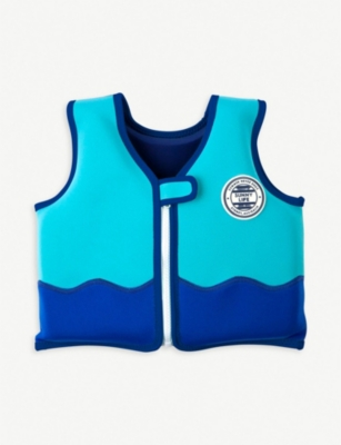 SUNNYLIFE Sharky float vest 1-2 years