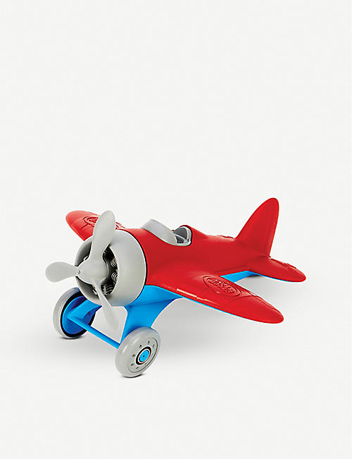 GREEN TOYS Airplane toy