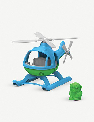 GREEN TOYS Green Toys recycled plastic helicopter