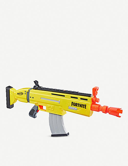 NERF Fornite AR-L Elite Motorized Blaster toy gun