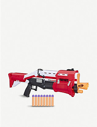 NERF: Fortnite Nerf TS pump-action toy blaster
