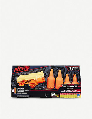 NERF: Alpha Strike Cobra RC-6 blaster and target set