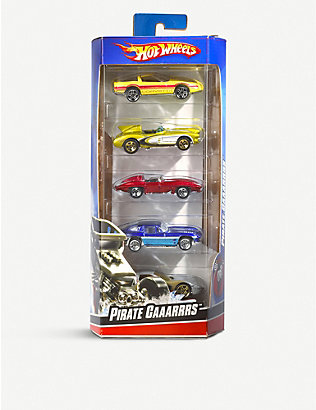 HOTWHEELS: Five-Car Pack Assortment