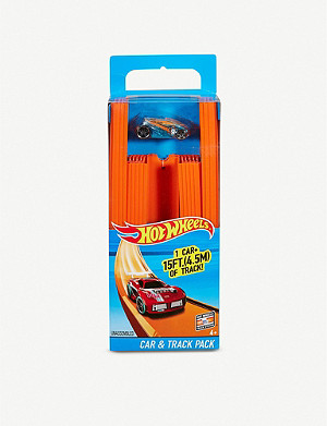 HOTWHEELS Track builder set