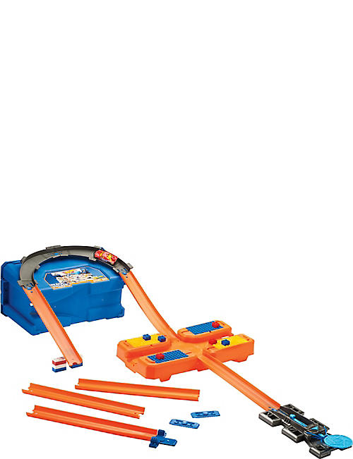 HOTWHEELS Track Builder Stunt Box