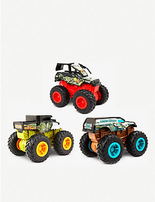 HOTWHEELS: Monster Trucks Bash-Up 1:43 assortment