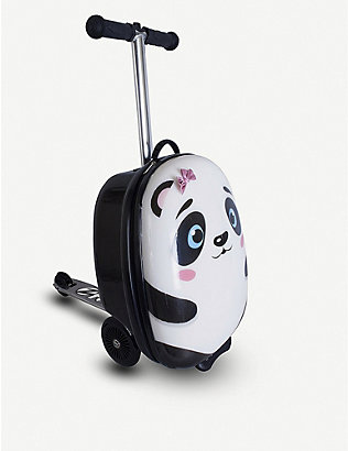 FLYTE: Polly the Panda scooter suitcase