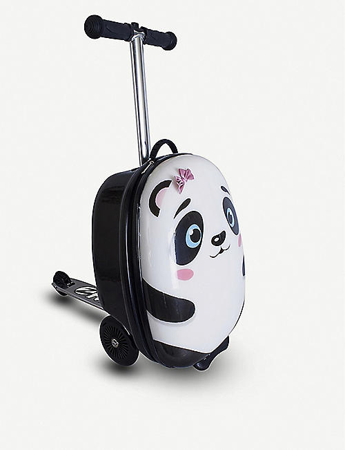FLYTE Polly the Panda scooter suitcase