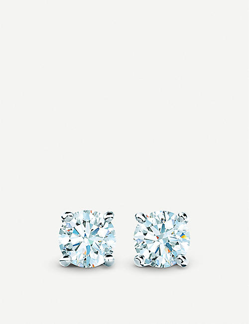 2ea3bc4d5c87 TIFFANY   CO - Earrings - Fine Jewellery - Jewellery   Watches ...