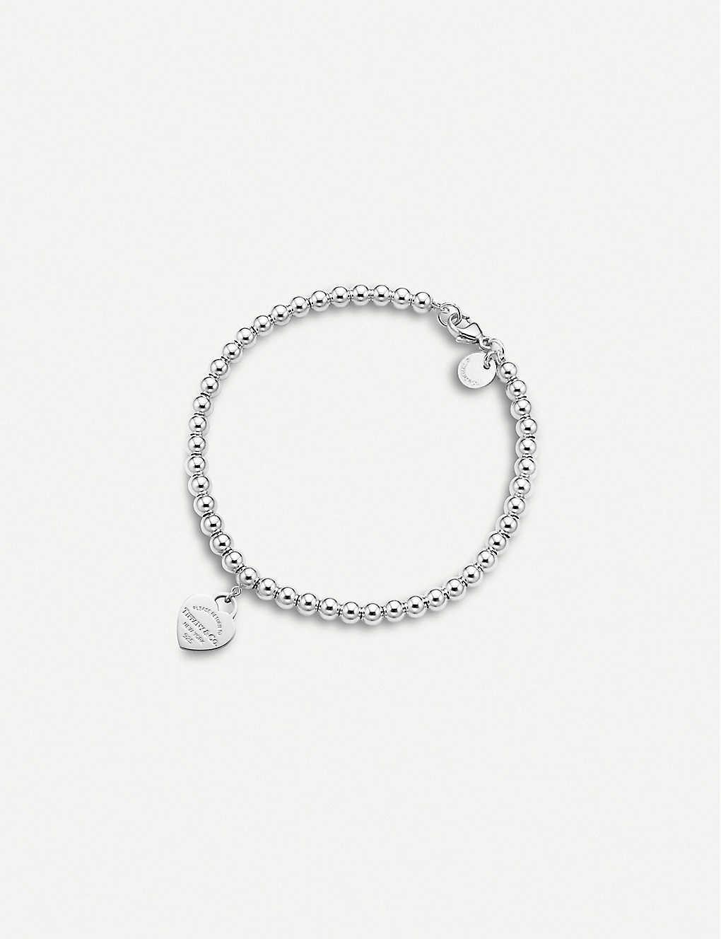 46b9c5f7b TIFFANY & CO - Return to Tiffany's heart tag sterling silver ...