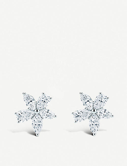 a2279e0b9 TIFFANY & CO - Earrings - Fine Jewellery - Jewellery & Watches ...