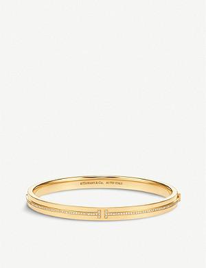 Tiffany & Co - Necklace, Bracelet, Rings & more | Selfridges