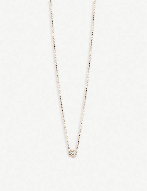 10d717f816e TIFFANY   CO Soleste 18ct rose-gold diamond necklace