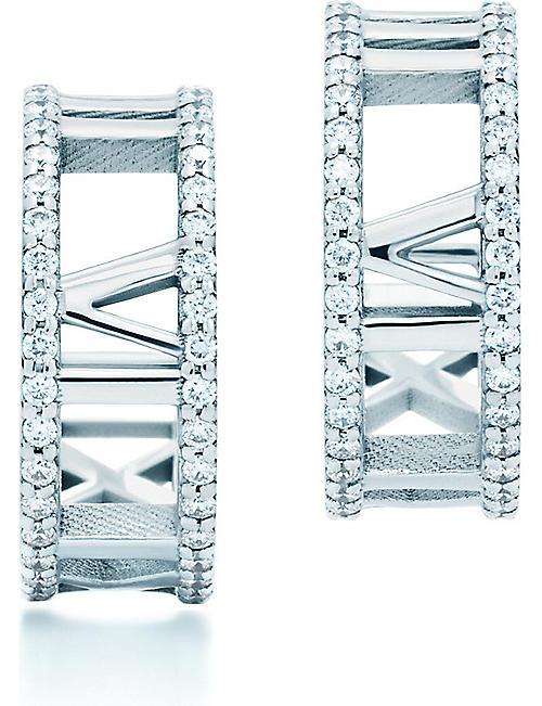 TIFFANY & CO - Earrings - Fine Jewellery - Jewellery & Watches