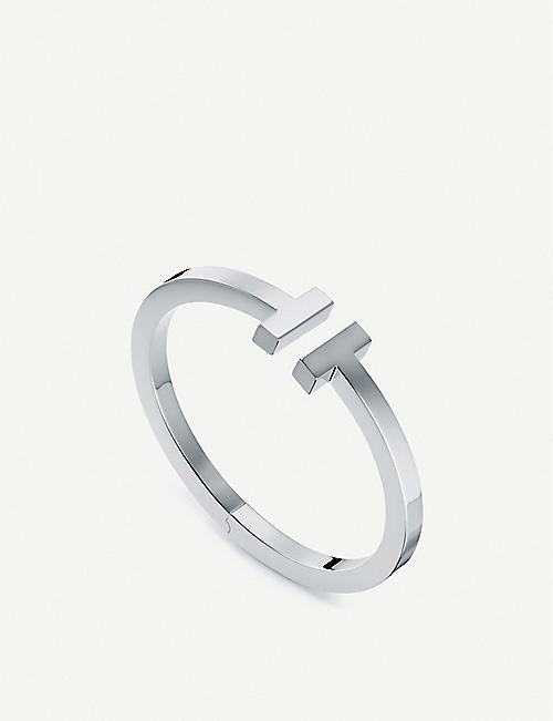 TIFFANY & CO T Square sterling-silver bracelet