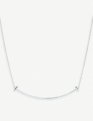 c493796b70fc3 TIFFANY & CO - Tiffany City HardWear 18k graduated link necklace ...