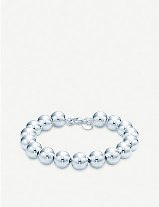 TIFFANY & CO: Tiffany Beads sterling silver bracelet