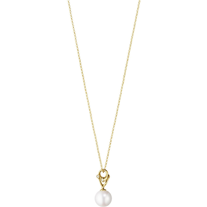 GEORG JENSEN Magic Pendant 18Ct Yellow-Gold