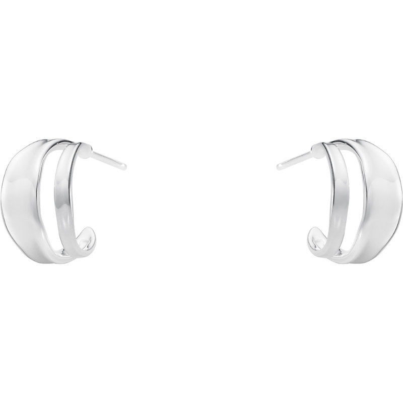 GEORG JENSEN Marcia Sterling Silver Earrings