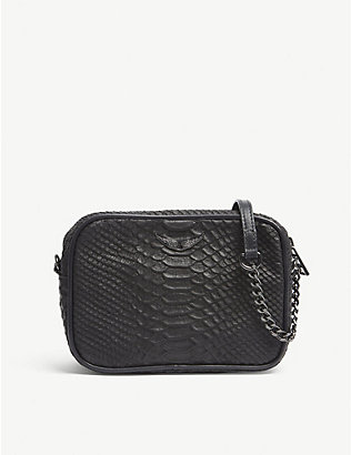 ZADIG&VOLTAIRE: Bags xs boxy savage