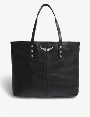 ZADIG&VOLTAIRE Mick leather tote bag