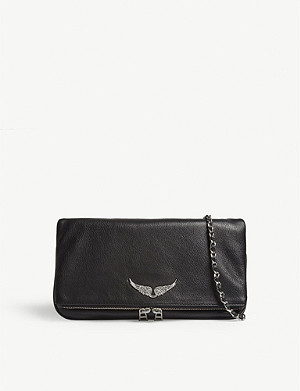 ZADIG&VOLTAIRE Rock clutch bag
